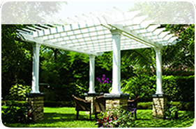 Pergolas and Gazebos